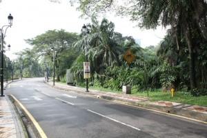 Куала-Лумпур. Парк Taman Negara. Остерегайтесь обезьян.