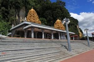 Куала-Лумпур. Пещеры Бату. Храмы.