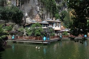 Куала-Лумпур. Пещеры Бату. Зоопарк.