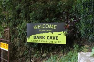 Куала-Лумпур. Пещеры Бату. Темная пещера.