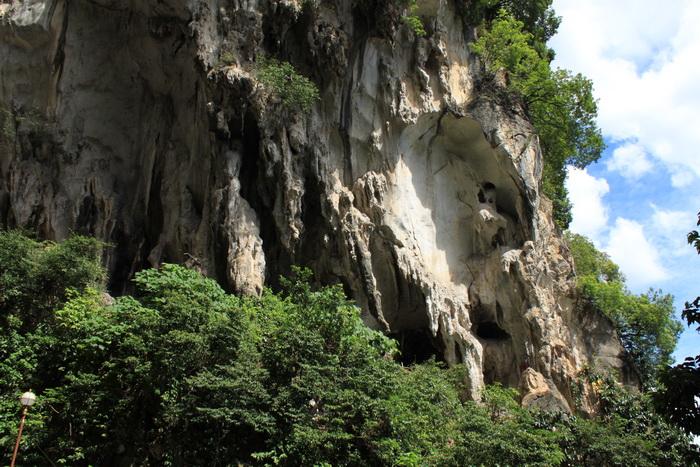 Куала-Лумпур. Пещеры Бату.