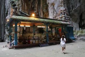 Куала-Лумпур. Храм в пещерах Бату.