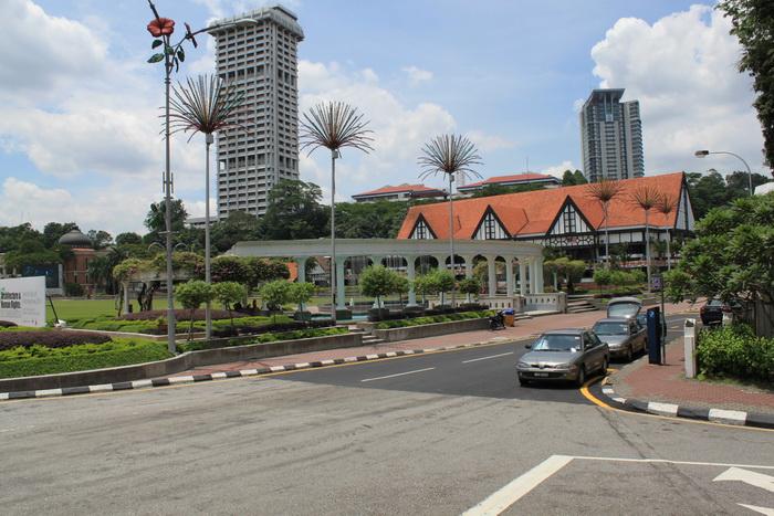 Куала-Лумпур. Датаран Мердека.