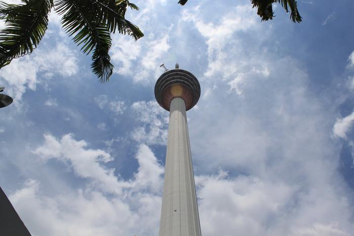 Куала-Лумпур. Телевышка Менара.