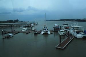Малайзия. По дороге на остров Тиоман. Южнокитайское море.