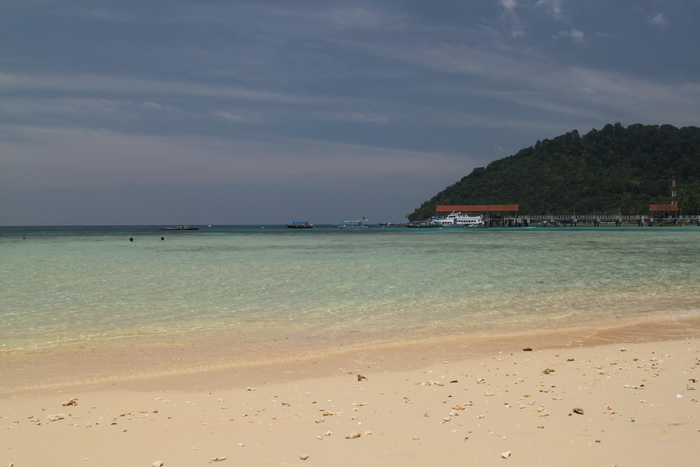 Малайзия. Остров Тиоман.