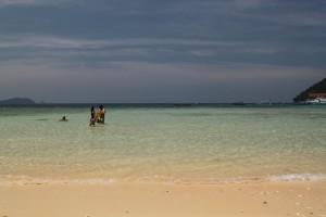 Малайзия. Остров Тиоман. Пляж. Баунти. Райское наслаждение.