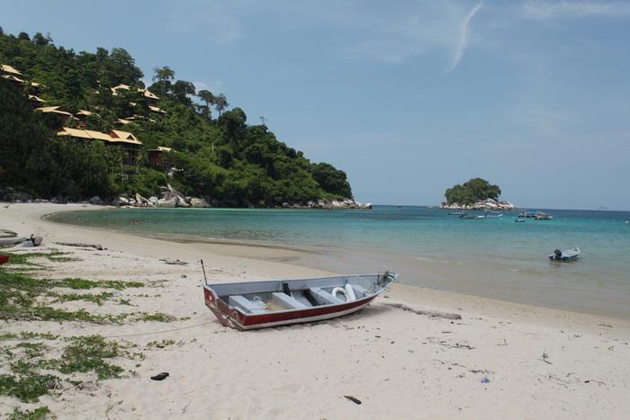 Малайзия. Остров Тиоман. Soyak Island.