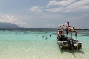 Малайзия. Тиоман. Необитаемый остров.