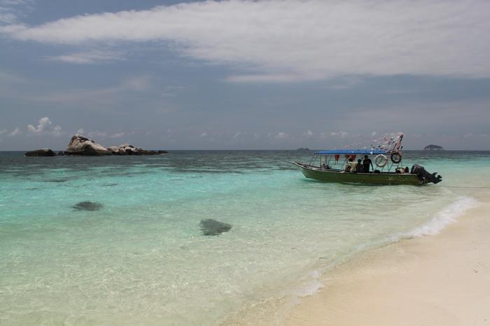 Малайзия. Тиоман. Коралловый остров.