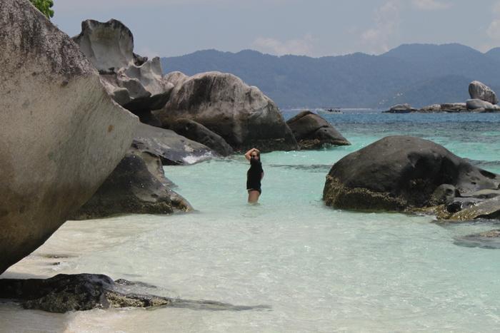 Малайзия. Тиоман. Баунти. Райское наслаждение.