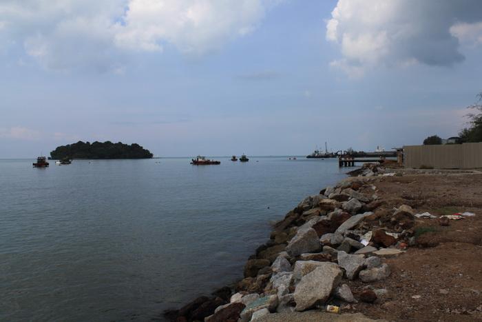 Порт Диксон. Малаккский пролив.