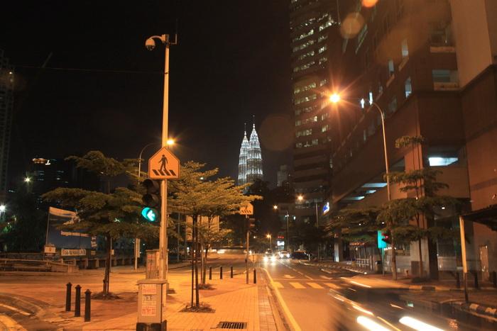 Куала-Лумпур. Башни близнецы.