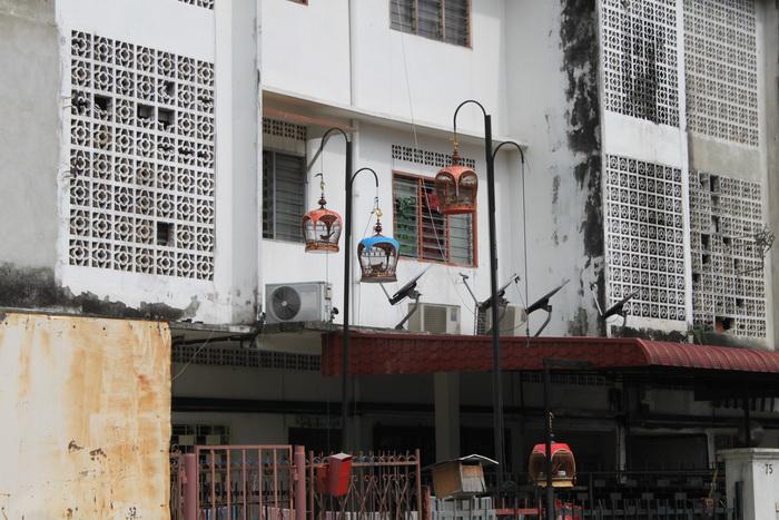 Куала-Лумпур. По пути в Thean Hou.