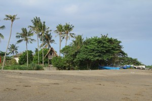 Индонезия. Бали. Пляж.