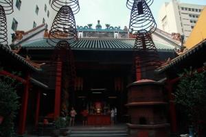 Куала-Лумпур. Даосский храм Guan Di Temple.