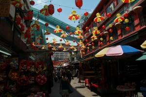 Куала-Лумпур. Petaling street.