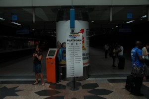 Куала-Лумпур. KL Sentral.