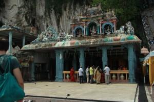 Куала-Лумпур. Пещеры Бату. Храм Хинду.