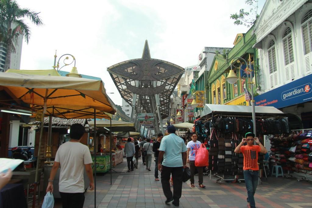 Куала-Лумпур. Централ Маркет.
