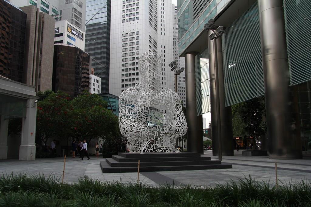 Сингапур. Современное искусство.