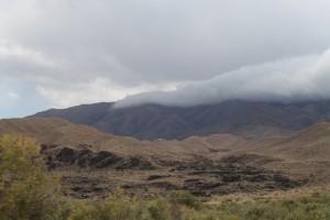 Кыргызстан. Боомское ущелье.