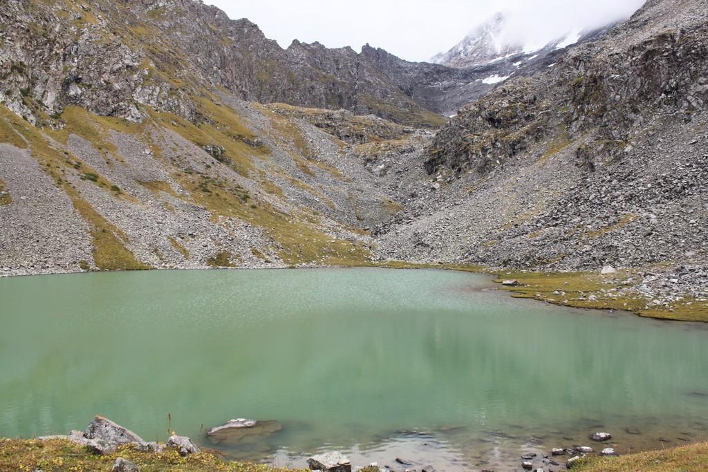 Алтын-Арашан. Малые озера.