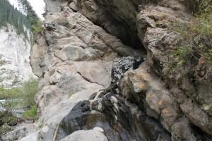 Алтын Арашан. Горячий источник - Ласточкино гнездо.