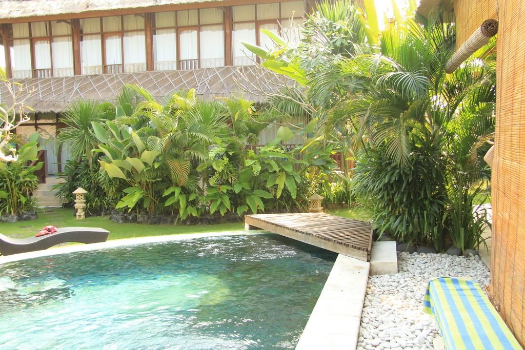 Бали. Серф кэмп Wave house в Чангу.