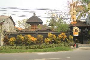 Чангу. Удивительные жилища балийцев.