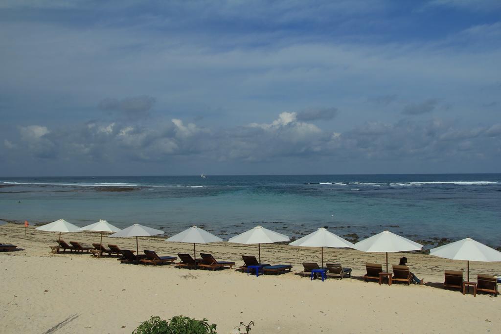 Индонезия. Райские пляжи Бали.