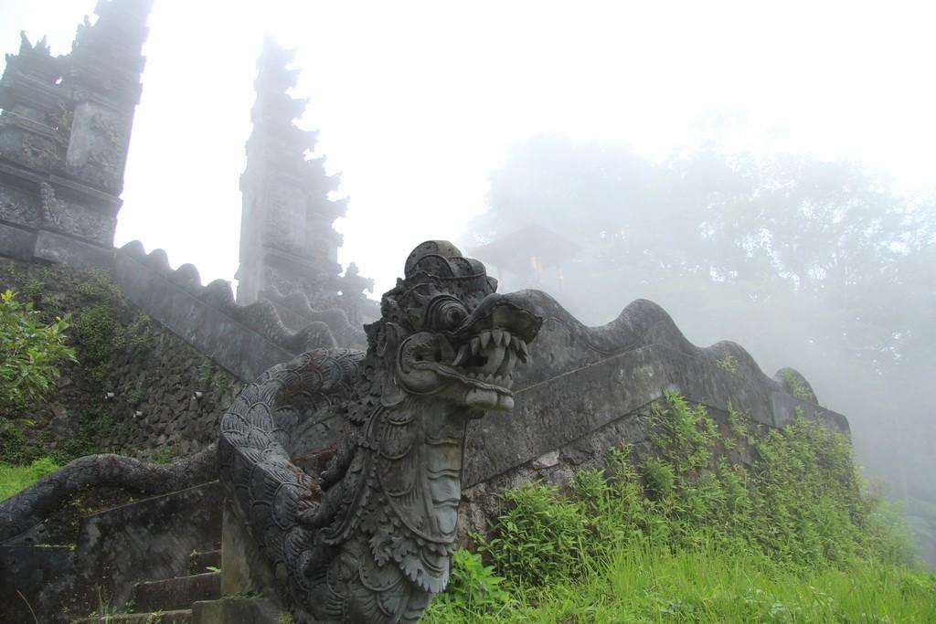 Магическая архитектура Бали.