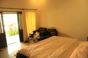 Бали. Бюджетное жилье в Чангу.