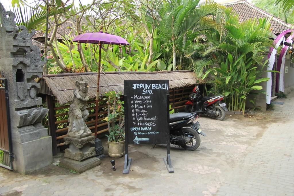 Балийский массаж. Спа салон.