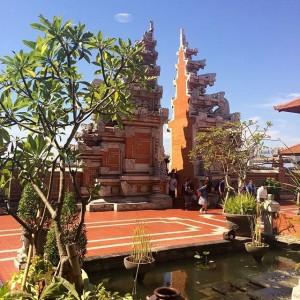 Бали. Аэропорт Нгурах-Рай.