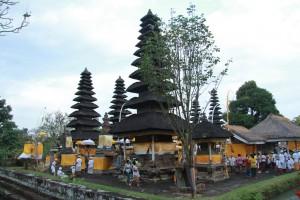 Бали. Храм Пура Таман Аюн.