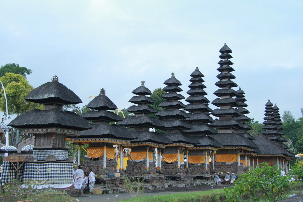Бали. Храм Pura Taman Ayun.