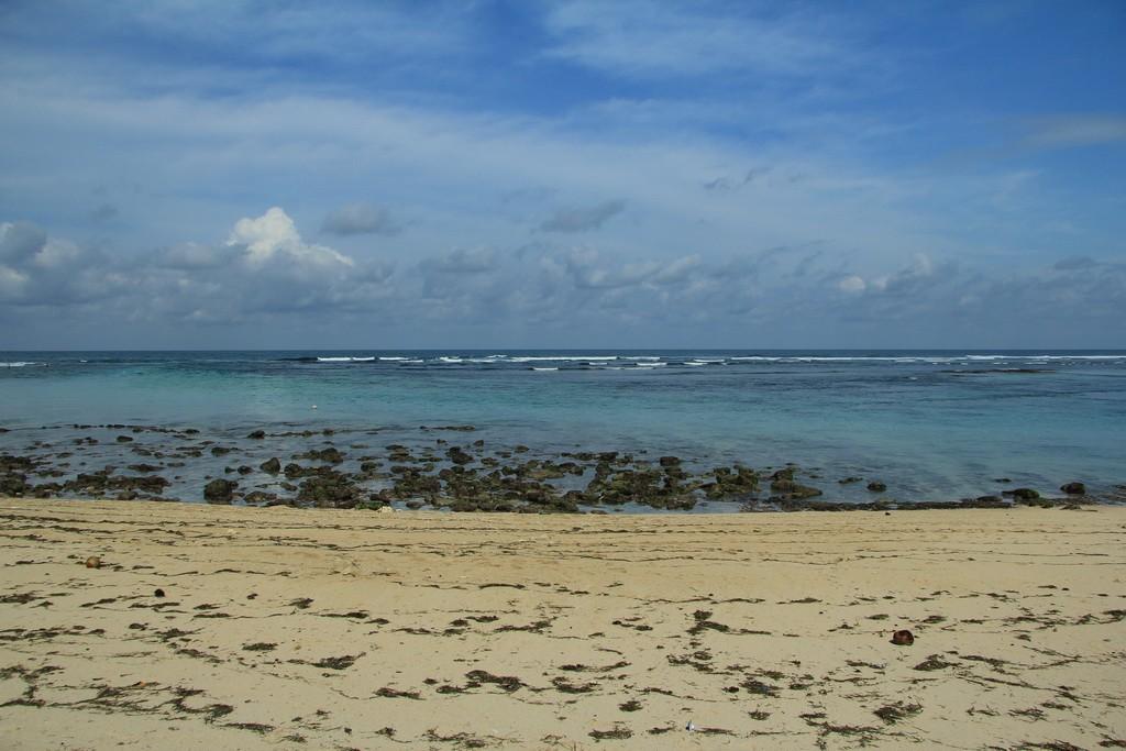 Бали. Пляж Пандава.