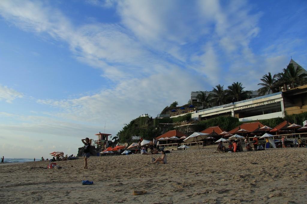 Бали. Пляж Дримлэнд.