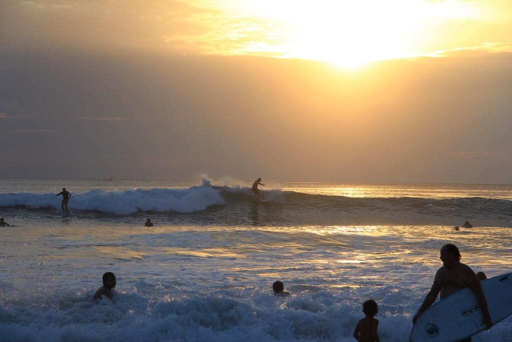 Бали. Закат на Дримлэнде.