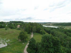 Городищенское озеро. Изборск.
