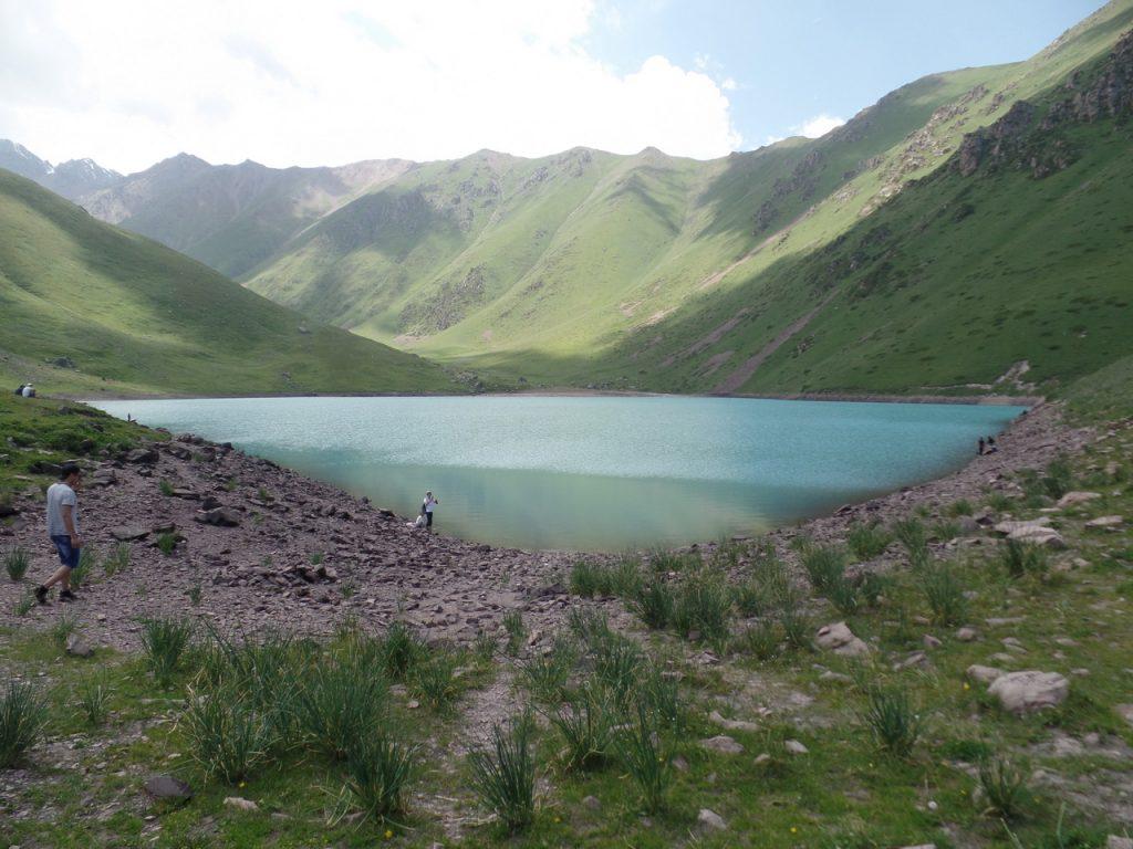 Озеро Коль-Тор.