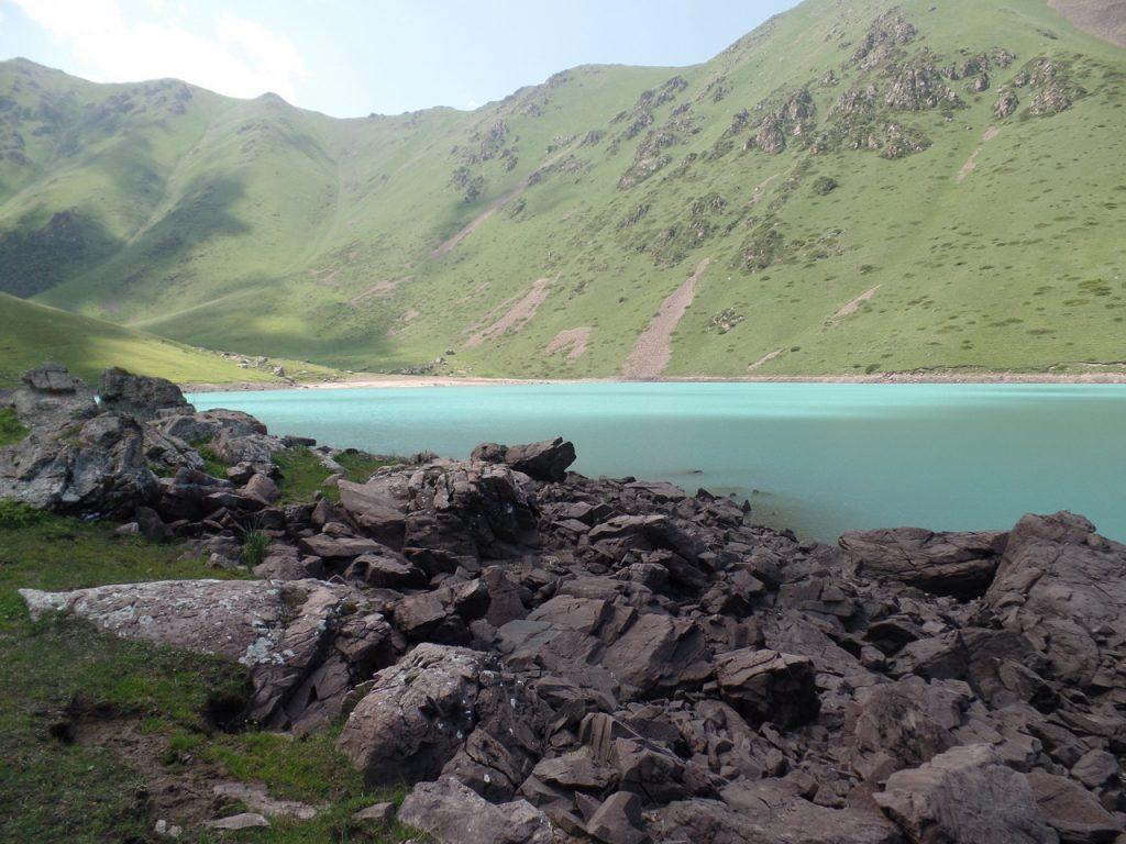 Киргизия. Озеро Кель-Тор.