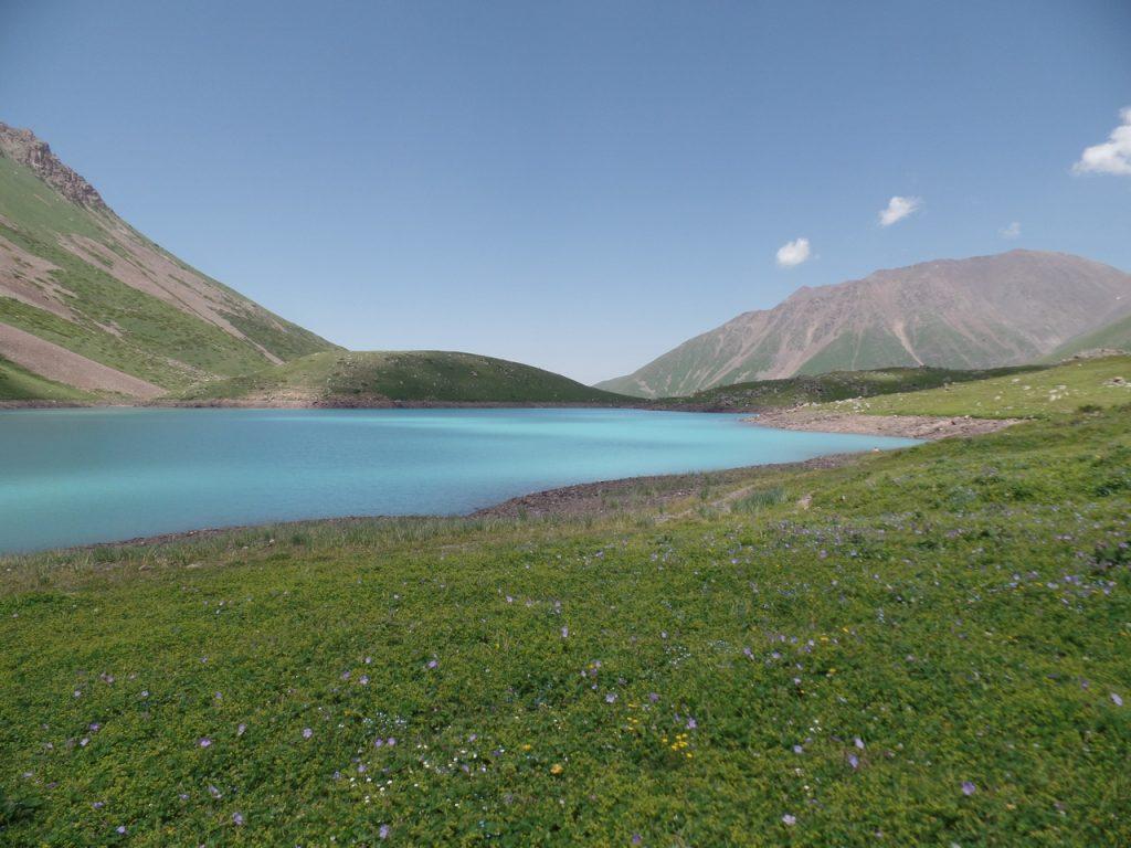 Озеро Кель-Тор. Киргизия.