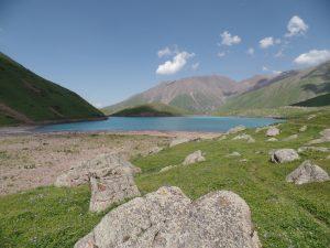 Коль-Тор летом. Киргизия.