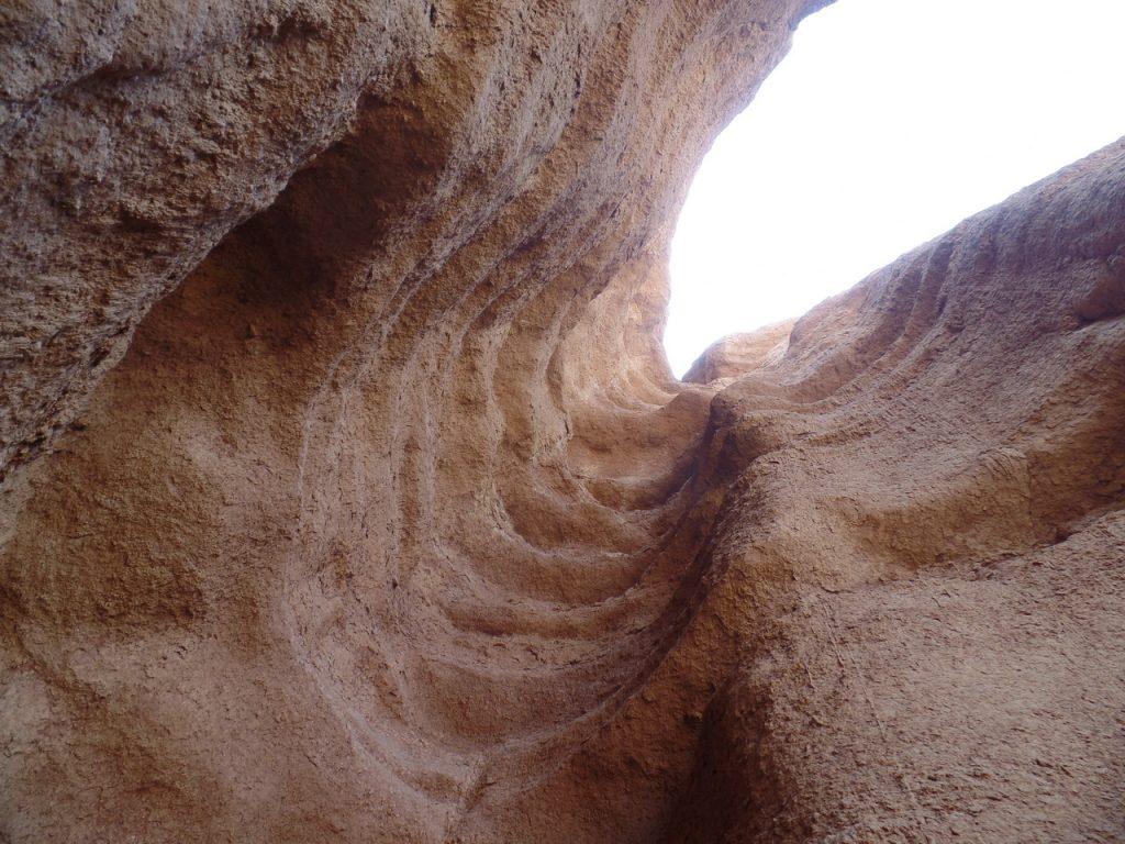 Внутри каньонов Конорчек.