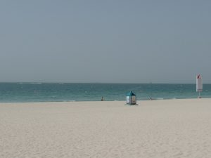 Воды Персидского залива. Дубай