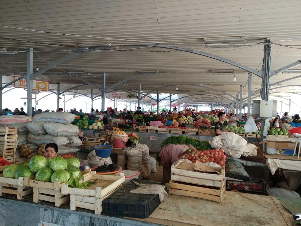 Рынок Чорсу. Ташкент.