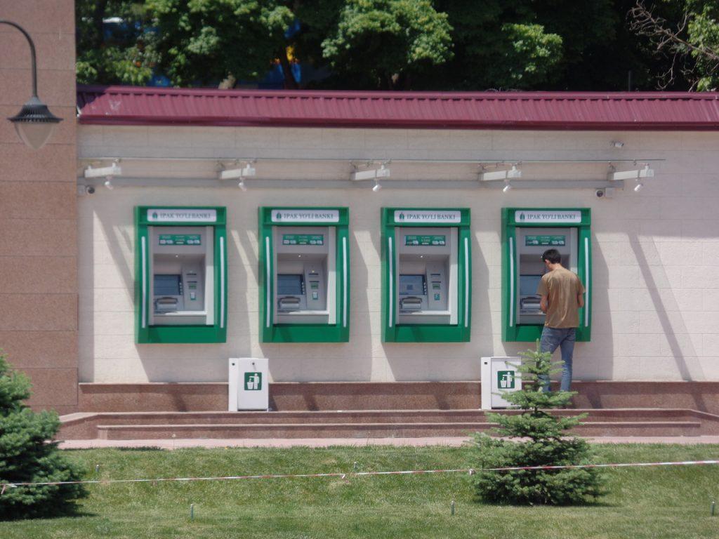 Обмен валюты в Ташкенте
