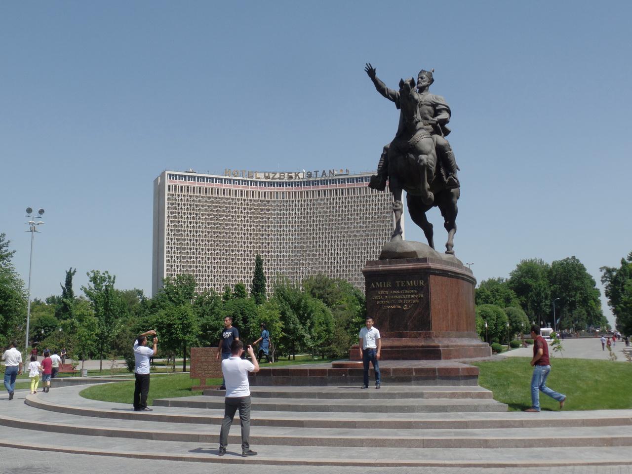Отчет о поездке в Ташкент